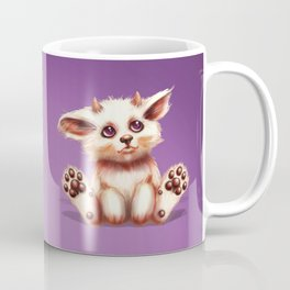 SQUEE! The Horned Foxling Coffee Mug