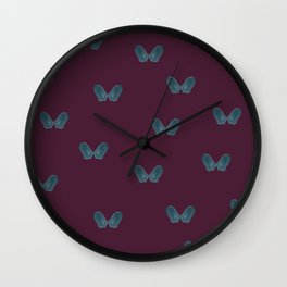 Object Four Wall Clock