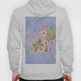 Colored Sketch of Sakura Branch Hoody