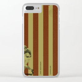 Sunderland - Montgomery Clear iPhone Case
