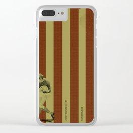 Sunderland - Montgomery Clear iPhone Case