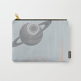 """Saturn Returns"" Carry-All Pouch"