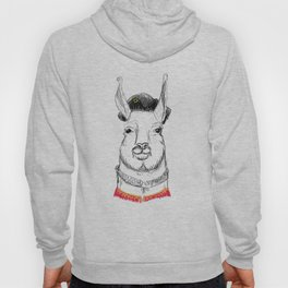 Llama king Hoody