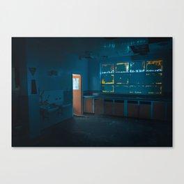 Hosts: Self (2016) Canvas Print