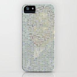 Digital expressionism 016 iPhone Case