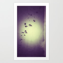 The Flocking Dreams Art Print