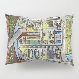 My Bunker Pillow Sham