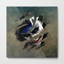 Clown 01 Metal Print