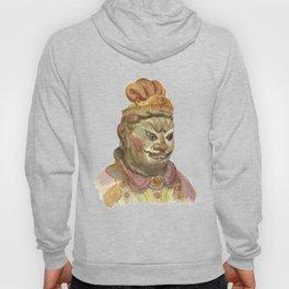 Buddhist statue Hoody