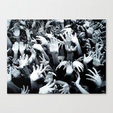 Help Hell Canvas Print