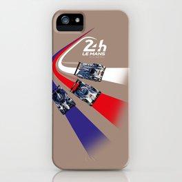 LM24 2014 ALT1 iPhone Case
