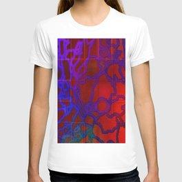 Hidder Matrix Under Stress T-shirt