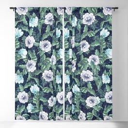 Winter garden Blackout Curtain