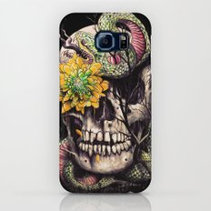 Snake and Skull Galaxy S7 Slim Case