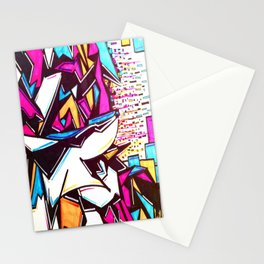Blockage Stationery Cards