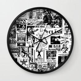 PUNK Therese Wall Clock