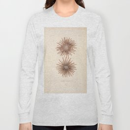 Naturalist Sea Urchins Long Sleeve T-shirt