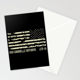 USS Gabrielle Giffords Stationery Cards