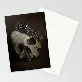 Forgotten King Stationery Cards