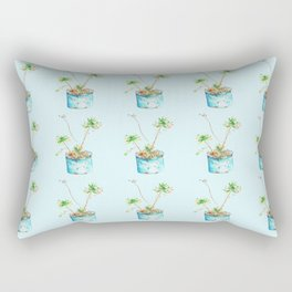 African flower Rectangular Pillow