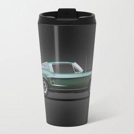 The Bullitt Mustang GT 390 Travel Mug