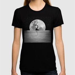 Nessie Starry Night II - Loch Ness Monster T-shirt