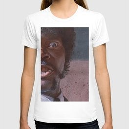 Great Vengeance And Furious Anger - Pulp Fiction T-shirt