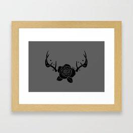 the artist josko logo Framed Art Print