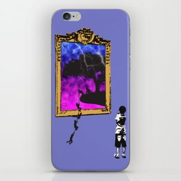 ESCAPE iPhone Skin