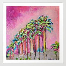 """California dreamin'"" Art Print"