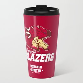 Monster Hunter All Stars - The Minegarde Blazers Travel Mug