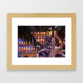 PE // 0021 Framed Art Print