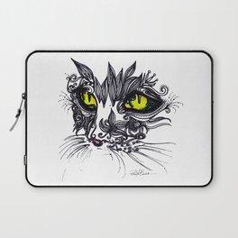 Intense Cat Laptop Sleeve
