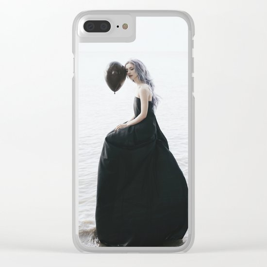 Only you Clear iPhone Case