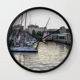Casco Bay Wall Clock