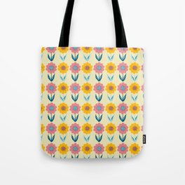 Hello Sunshine Sunflower Tote Bag