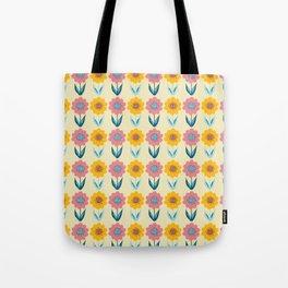 Hello Sunshine Sunflower Tote Bag