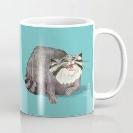 Manul Cat 2 Coffee Mug