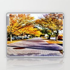Brooklyn Autumn Laptop & iPad Skin