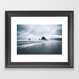 Cannon Beach VI Framed Art Print