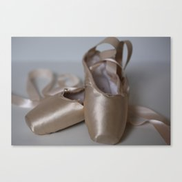 First Pointe Canvas Print