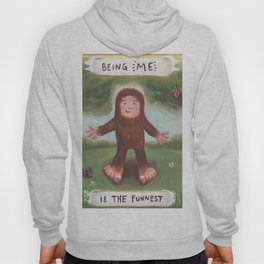 I'm the Funnest - Baby Bigfoot Hoody