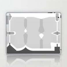 Asymmetry 1 Laptop & iPad Skin
