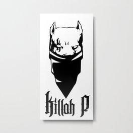 Killah P Metal Print