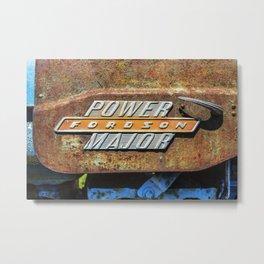 Fordson Major Metal Print