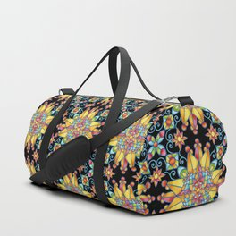 Sunshine Arabesque Duffle Bag