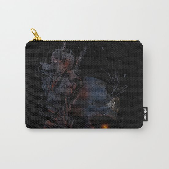DeathBlooms Carry-All Pouch