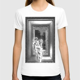 Angel of Bristol (BW) T-shirt