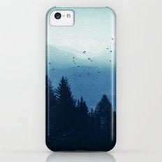 Blue Valmalenco - Alps at sunrise iPhone 5c Slim Case