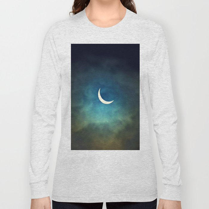 Solar Eclipse 1 Long Sleeve T-shirt